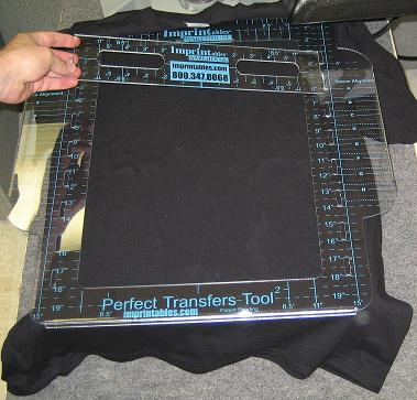 Perfect Transfers Tool Imprintables Warehouse
